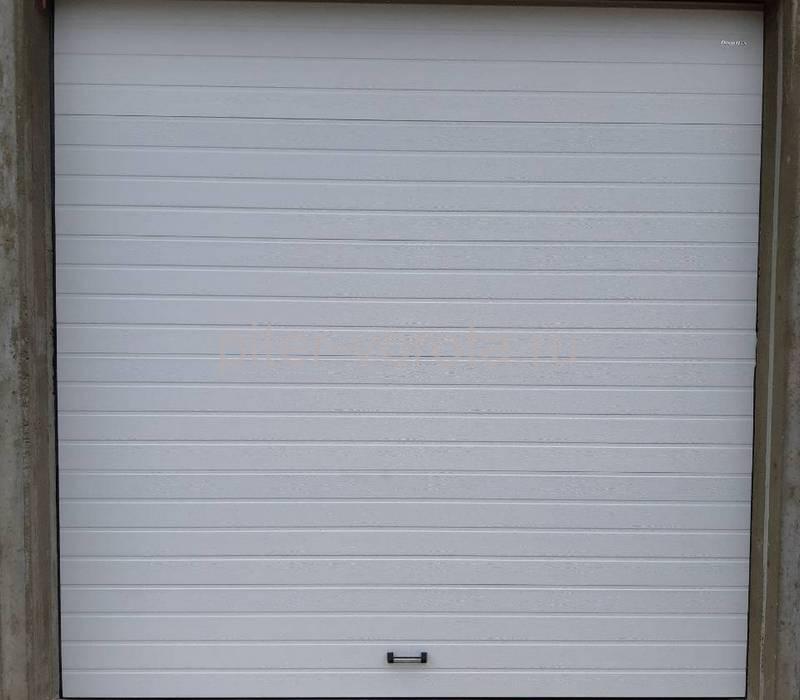 Гаражные подъёмно-секционные ворота Doorhan RSD02 в Приозёрске