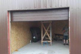 Гаражные подъёмно-секционные ворота Doorhan RSD02 в Сортавале, фото 2
