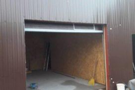 Гаражные подъёмно-секционные ворота Doorhan RSD02 в Сортавале, фото 3