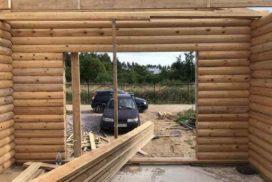 Гаражные подъёмно-секционные ворота Doorhan RSD02 в Сосновом бору, фото 5