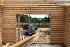 Гаражные подъёмно-секционные ворота Doorhan RSD02 в Сосновом бору, фото 7