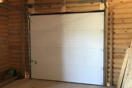 Гаражные подъёмно-секционные ворота Doorhan RSD02 в Сосновом бору, фото 4