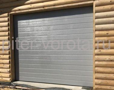 Гаражные подъёмно-секционные ворота Doorhan RSD02 в Сосновом бору, фото 1