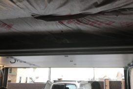 Гаражные подъёмно-секционные ворота Doorhan RSD02 в Янино-2, фото 3