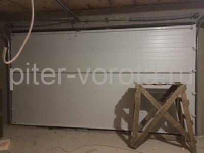 Гаражные подъёмно-секционные ворота Doorhan RSD02 во Владимировке, фото 1