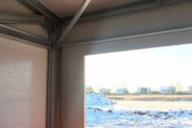 Гаражные подъёмно-секционные ворота DoorHan RSD02 в Санино, фото 6