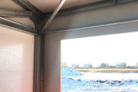 Гаражные подъёмно-секционные ворота DoorHan RSD02 в Санино, фото 7