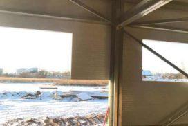 Гаражные подъёмно-секционные ворота DoorHan RSD02 в Санино, фото 8