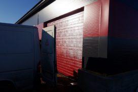 Гаражные подъёмно-секционные ворота DoorHan RSD02 в Санино, фото 2