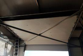 Гаражные подъёмно-секционные ворота DoorHan RSD02 в Санино, фото 4