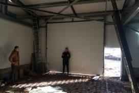 Гаражные подъёмно-секционные ворота DoorHan RSD02 в Санино, фото 5