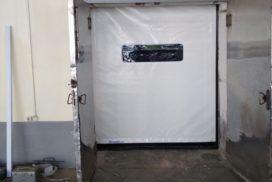 Скоростные ворота DoorHan SpeedRoll SDF на складе в Минске, фото 2