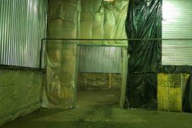 Cкоростные ворота Doorhan SpeedRoll SDI 2500х3000 в СПБ, фото 3