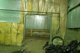 Cкоростные ворота Doorhan SpeedRoll SDI 2500х3000 в СПБ, фото 4
