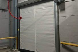 Скоростные ворота DoorHan SpeedRoll SDO на складе №1 в СПб, фото 6