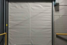 Скоростные ворота DoorHan SpeedRoll SDO на складе №1 в СПб, фото 3