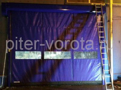 Скоростные ворота DoorHan SpeedRoll SDO в Могилеве, фото 1