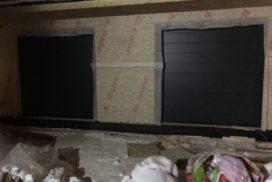 Гаражные подъёмно-секционные ворота Alutech Classic в Стрельцово, фото 11