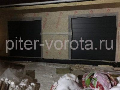 Гаражные подъёмно-секционные ворота Alutech Classic в Стрельцово, фото 1