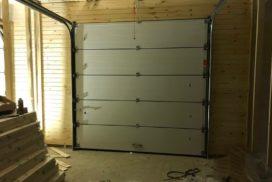 Гаражные подъёмно-секционные ворота Alutech Classic в Стрельцово, фото 18