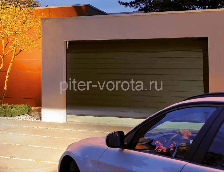 Современные ворота Hormann