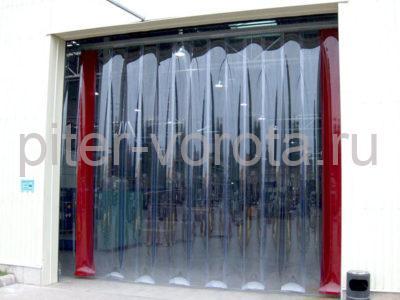 Морозостойкая полосовая завеса Doorhan FC — 510, 3200x2500 мм