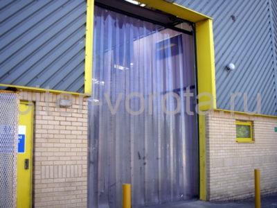 Морозостойкая полосовая завеса Doorhan FC — 510, 1500x2000 мм