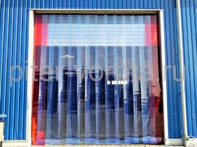 Стандартная полосовая завеса Doorhan FC — 510, 2500x2500 мм
