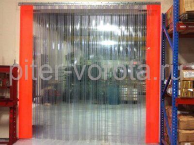 Стандартная полосовая завеса Doorhan FC — 510, 3200x2500 мм